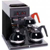 Traditional - 3 Burner Glass Pot Brewer - Philadelphia Vending and Coffee Services