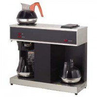 Traditional - 3 Pot Burner with Glass Pots (Pourover Only) - Philadelphia Vending and Coffee Services
