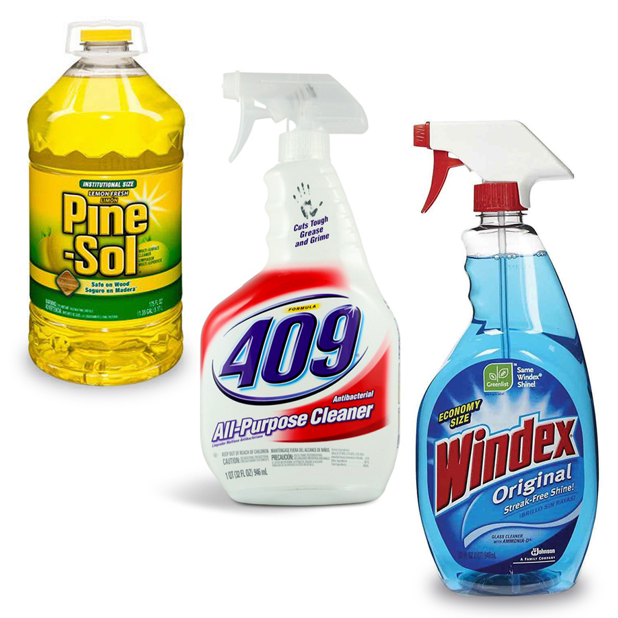 Household Supplies: Janitorial Supplies