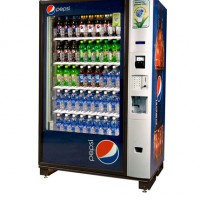Pepsi-DN5800-Glassfront - Philadelphia Vending and Coffee Services