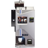 Cafection Total One - Fresh Bean to Cup Brewer - Philadelphia Vending and Coffee Services