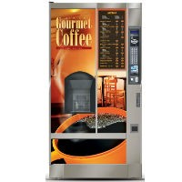 Gourmet Coffee Vending Machine - Philadelphia Vending and Coffee Services